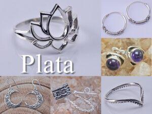 plata de Bali aros de plata complementos plata